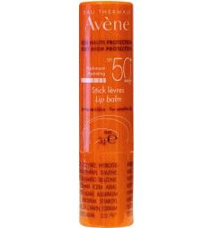 Avène Stick à lèvres peau sensible SPF 50+ 3g