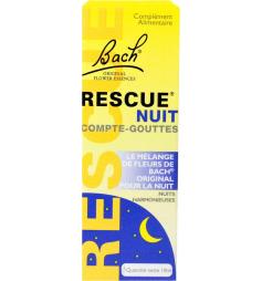 Rescue Nuit compte-gouttes 10ml