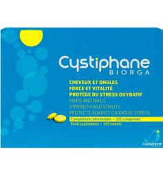 Cystiphane 120 comprimés