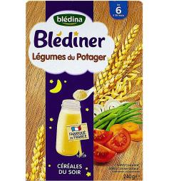 Blédiner légumes du potager 6-36 mois 240g