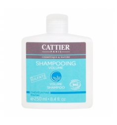 Cattier Shampooing volume cheveux fins 250ml