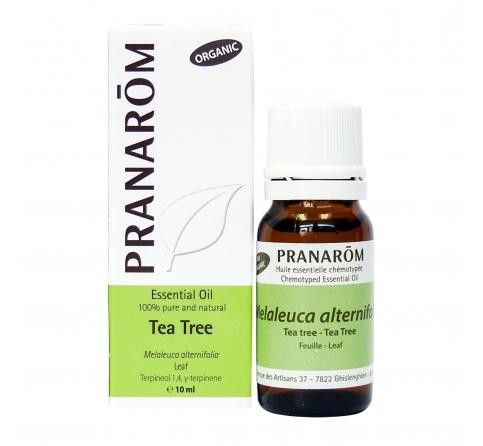 Pranarom Huile Essentielle Tea Tree Bio