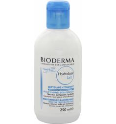 Bioderma Hydrabio lait nettoyant hydratant douceur 250ml
