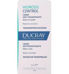 Ducray Hidrosis Control crème anti-transpirante 50ml