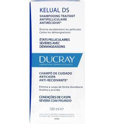 Ducray Kelual DS shampooing 100ml