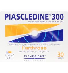 Piascledine 300 hanche et genou 30 gélules
