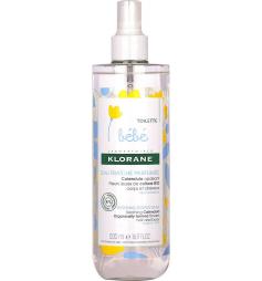 Klorane Bébé eau fraîche parfumée 500ml