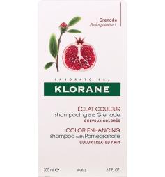 Klorane Shampooing à la grenade 200ml
