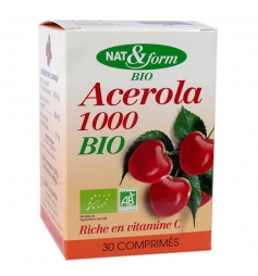 NAT FORM ACEROLA