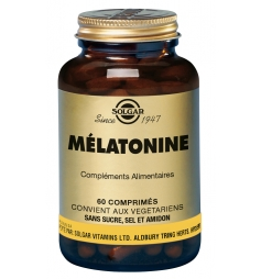 SOLGAR MELATONINE 1MG 60CPR