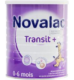 Novalac Transit +1 lait poudre bébé 0-6M 800g