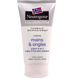 Neutrogena Crème mains & ongles 4en1 75ml