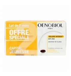 Oenobiol Solaire intensif anti-âge 60 capsules