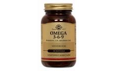 Solgar Oméga 3-6-9 60 Gélules
