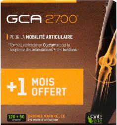 GCA 2700 120+60 comprimés