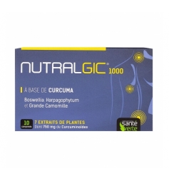 Nutralgic 1000 10 comprimés