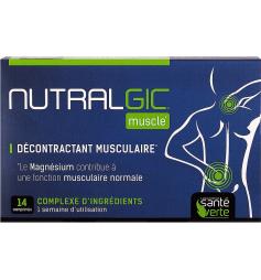 Nutralgic muscle 14 comprimés