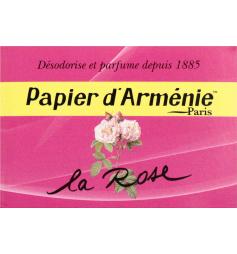 Papier Arménie à la Rose - 12 feuillets