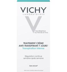 VICHY - Traitement Crème Anti-Transpirant 7 jours, 30ml