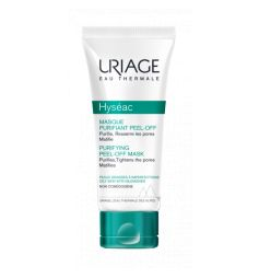 URIAGE - HYSEAC - Masque Purifiant Peel Off Doux, 50ml