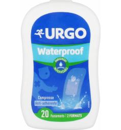 Urgo Waterproof Pansement Imperméable 20 Pansements