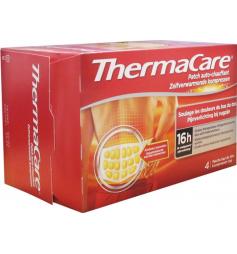 ThermaCare Patch Auto-Chauffant 16h Bas du Dos 4 Ceintures