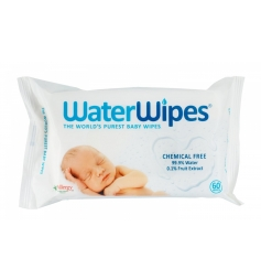 WATER WIPES LINGETTES