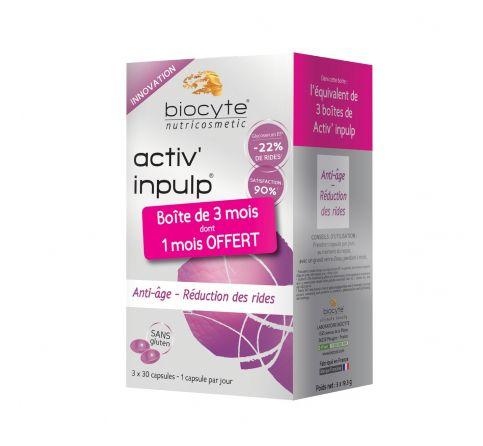 BIOCYTE ACTIV INPULP - Pharmacie Francaise