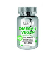 BIOCYTE OMEGA 3  VEGAN