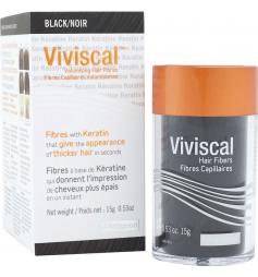 Viviscal Fibres Capillaires Black/Noir