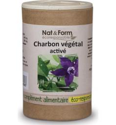 NAT&FORM CHARBON VEGETAL GELULES