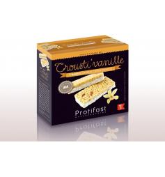 Protifast Barres Crousti Vanille