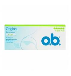 OB 16 tampons Original super plus