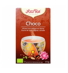 17 Sachets d'infusion choco