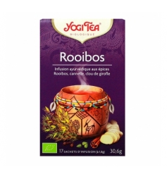 17 Sachets d'infusion Rooibos