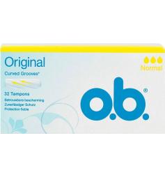 OB 32 tampons Original normal