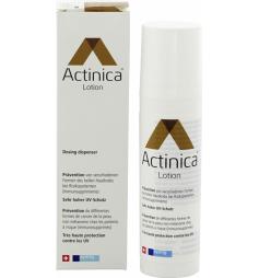 Actinica lotion prévention UVA/UVB peau à risque 80g