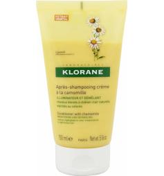 Klorane Après-shampooing Crème Camomille 150ml