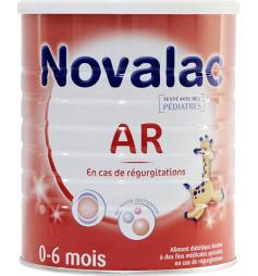 Novalac AR 1 lait poudre bébé 0-6M 800g