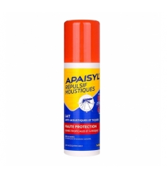 Apaisyl Répulsif moustiqueshaute protection 90ml